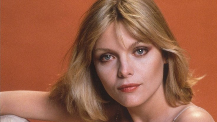 A Slice of Cheesecake - Michelle Pfeiffer