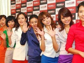 Korean Naked Newscasters