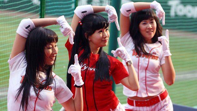 SK Wyverns Cheerleaders
