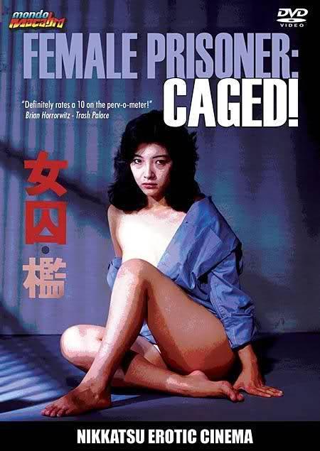 Female Prisoner - Caged