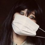 Mussum as Kuchisake-onna