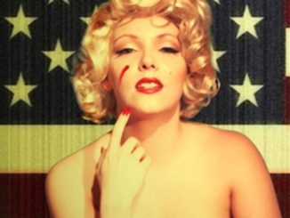 Sarah French as Marilyn
