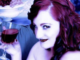 Cherry Blossom Vamp as Lilith