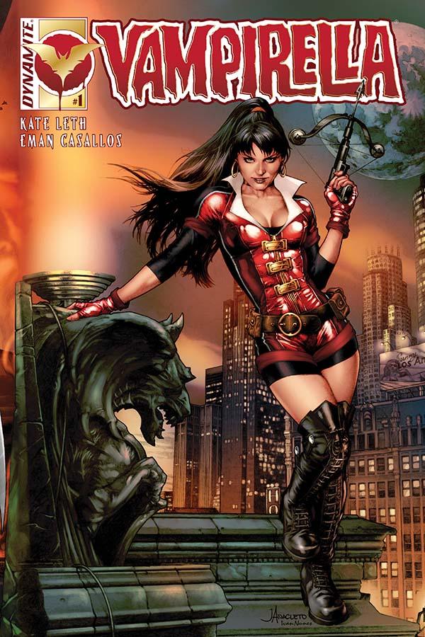Vampirella Cover
