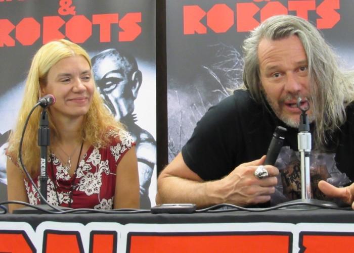 Genoveva Rossi & Robert Mukes