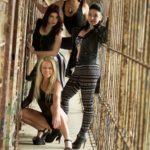 Kristina, Ashley, Meaghan, and Katelynn