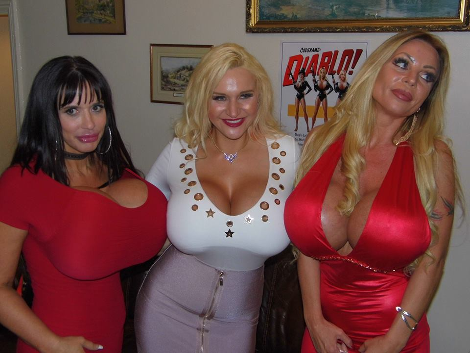 Lilly 4K, Dolly Fox, and Mary Madison Love