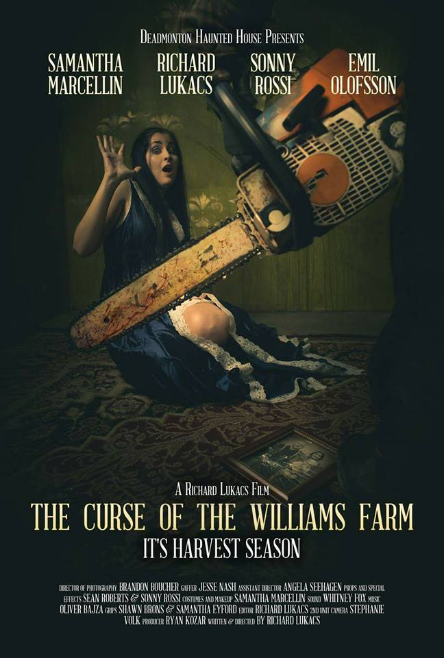 The Curse of the Williams Farm Poster