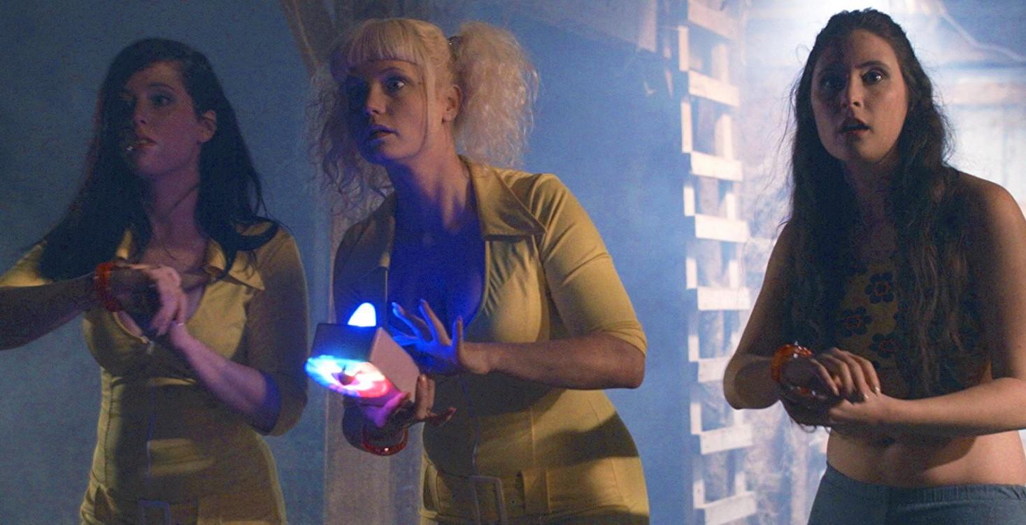Alyss, Ellie, and Allison