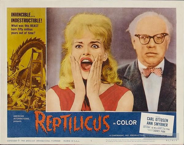 Ann Smyrner in Reptilicus