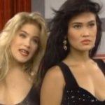 Christina Applegate & Tia Carrere