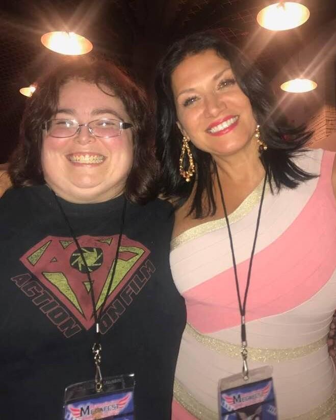 Amy McCorkle and Kathrina Miccio