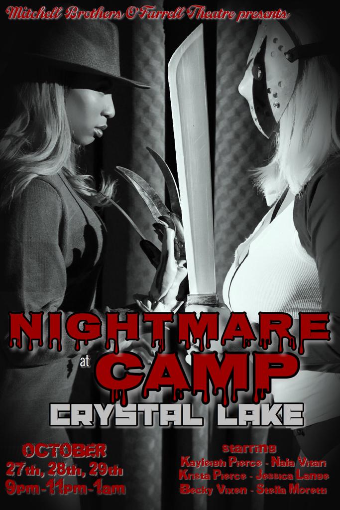 Nightmare at Camp Crystal Lake