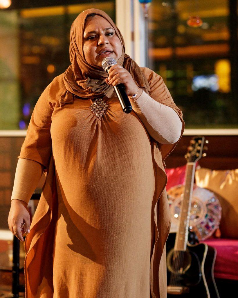 Zain Shami - Stand Up 4 Her